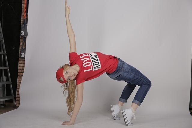 ブレイクダンス技