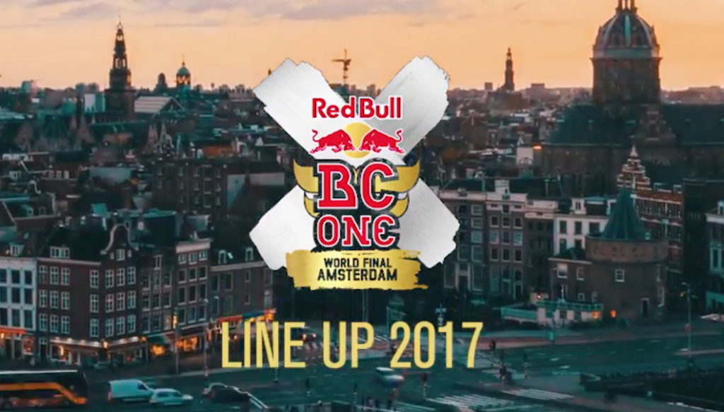 Red Bull bc one 2017 world final