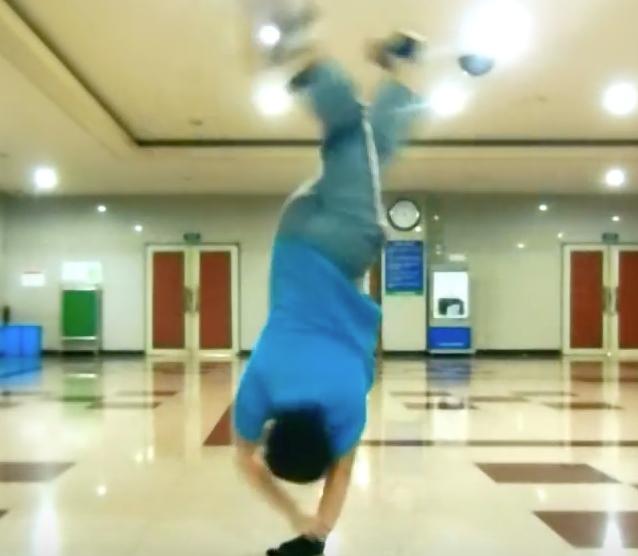 ブレイクダンス2000