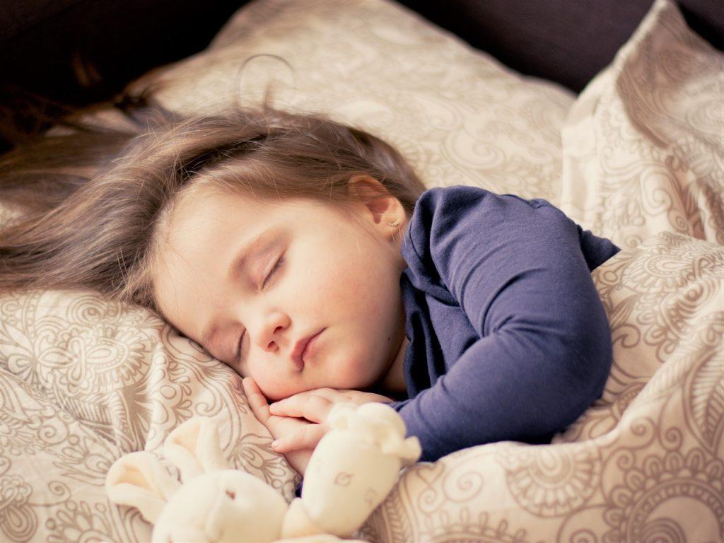 寝る前のストレッチ